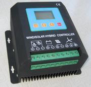 Гибридный MPPТ контроллер 12/24 вольта 60 ампер