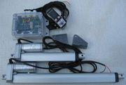Трекер двухосевой (устройство слежения за солнцем в двух плоскостях)