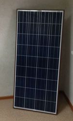 Фотопанель (солнечная батарея) мощностью 150 ватт 12 вольт.