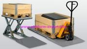 PLATFORM-EXPERT: Подъемная платформа (подъемный стол) с перегрузочным