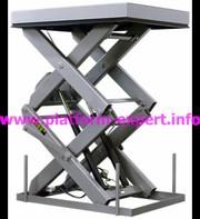 PLATFORM-EXPERT: Перегрузочный доковый стол-подъемник