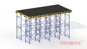 Trimex kz. Продажа строительных лесов и комплектующих
