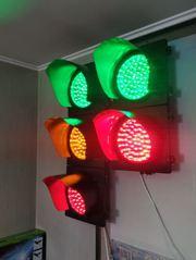 светофоры транспортные 2х секционные