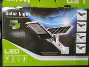 Фонарь 100 ватт на солнечной батарее